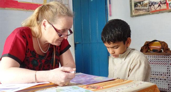 Project Mala - Sponsor a child in India